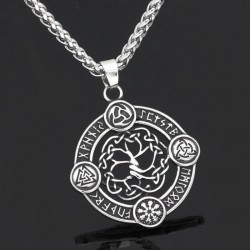 Collier Viking Amulette