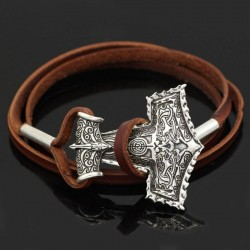 Bracelet Marteau de Thor