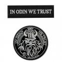 Écusson Odin