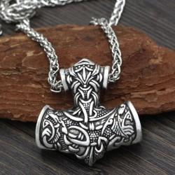 Collier Amulette de Thor