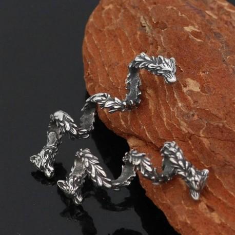 Perle Viking Spirale Fenrir