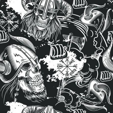 Drapeau Univers Viking