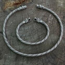 Bijoux Torque Viking