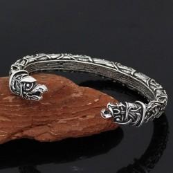 Bracelet Viking Acier