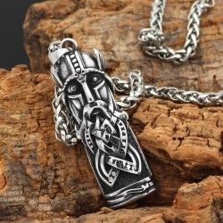 Collier Talisman Odin