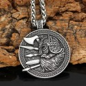 Collier Combattant Viking