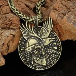 Collier Dieu Odin