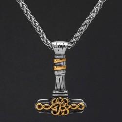 Collier Viking - Force de Thor