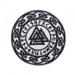 Écusson Nordique Viking