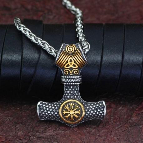 Collier Viking - Aasbjorn