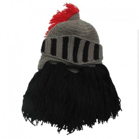 Bonnet casque viking