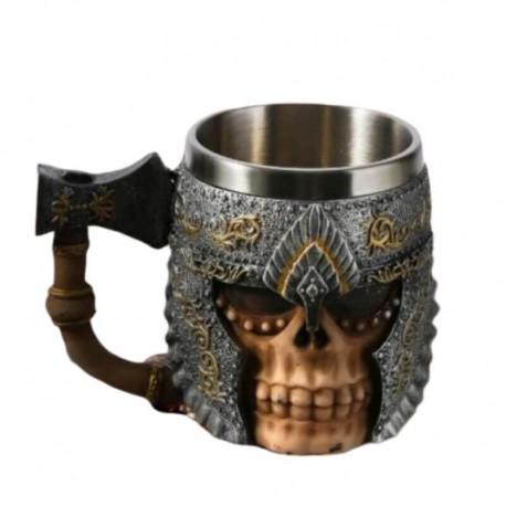 Tasse viking guerrier