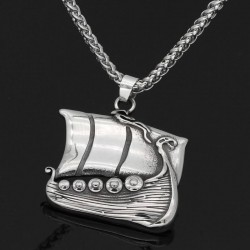 Collier Drakkar Viking