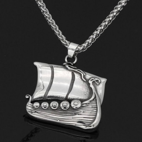 Collier Drakkar Viking