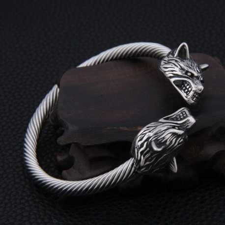 Bracelet Viking Fenrir