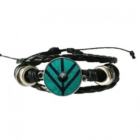 Bracelet Bouclier Viking Lagertha