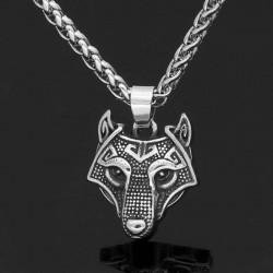Pendentif  Loup Celtique