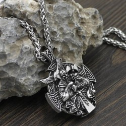 Collier Viking Odin
