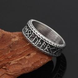 Bague Runes Viking