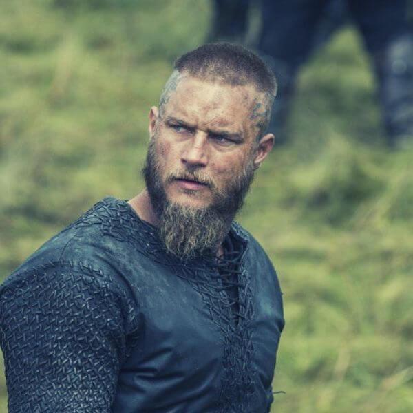 barbe style viking