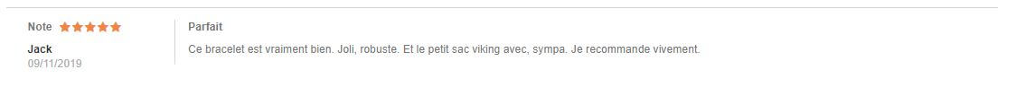 La Forge du Viking Avis