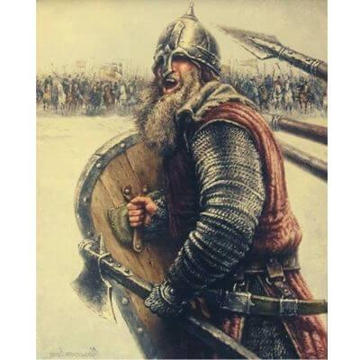 L'Impitoyable viking celebre