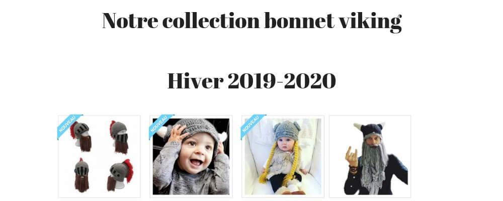 Bonnet viking pas cher et fun